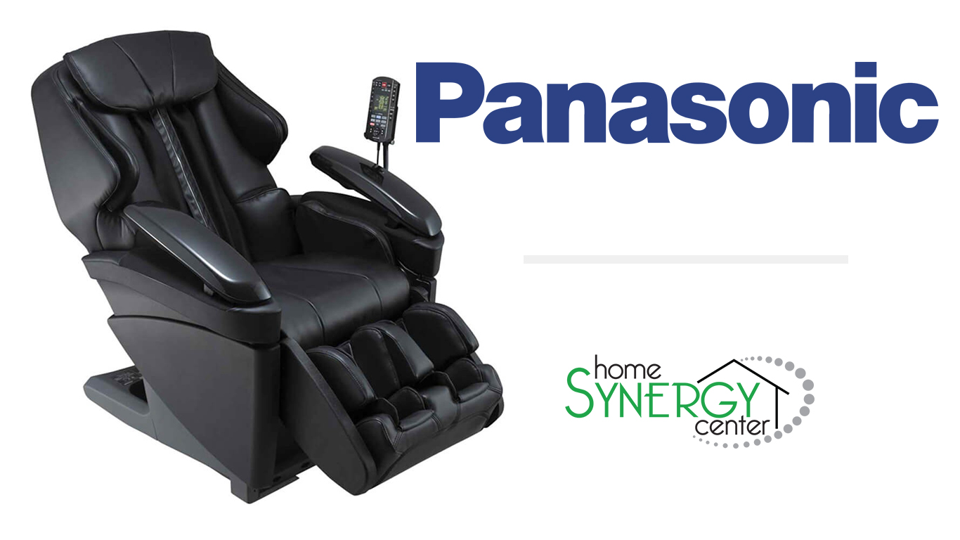 Panasonic Real Pro Ultra - massage chair now at Computer Advantage.