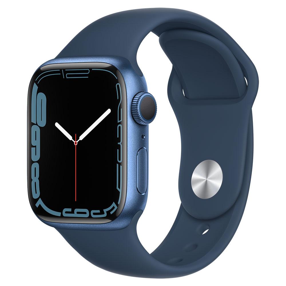 Apple Watch Series 7 Blue