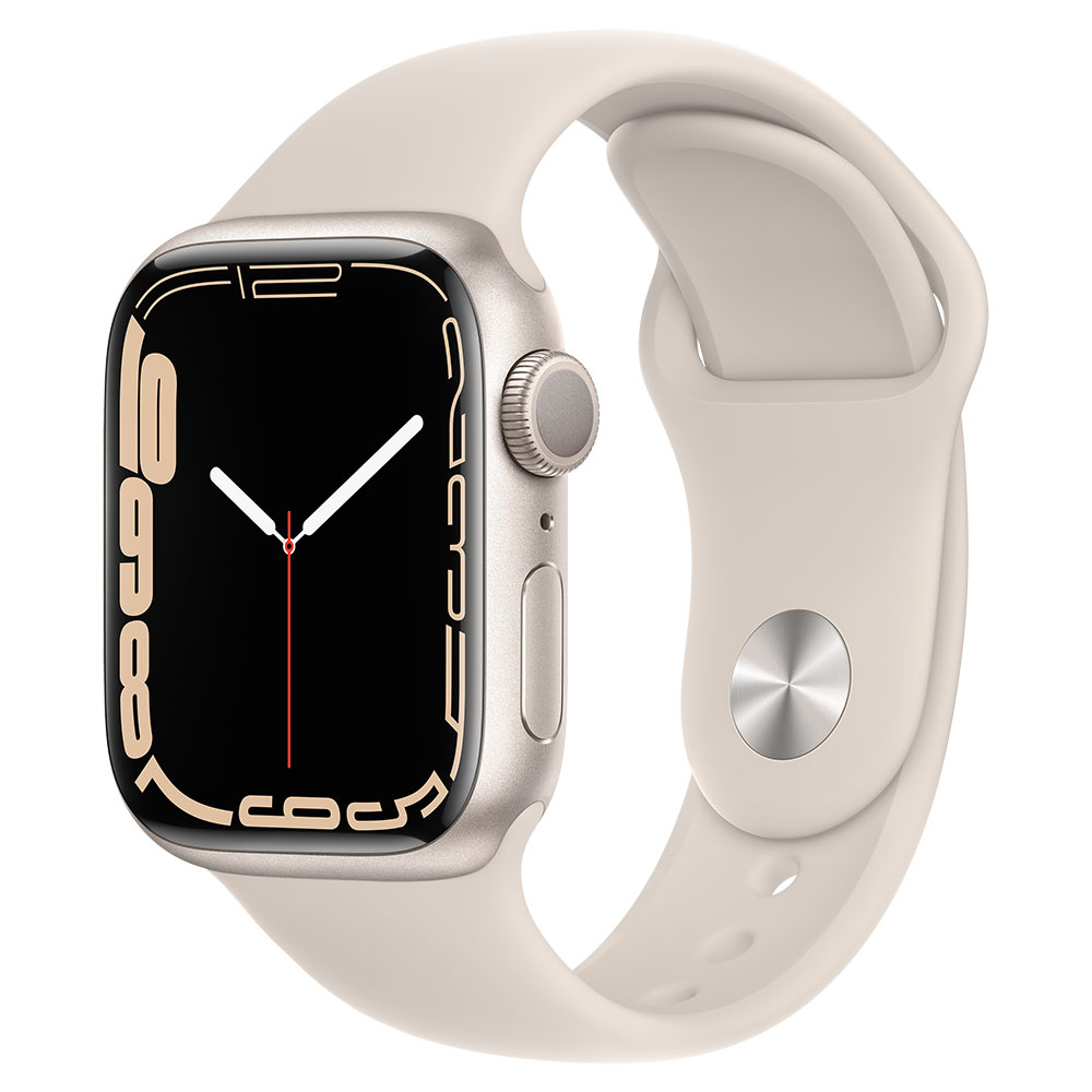 Apple Watch Series 7 Starlight